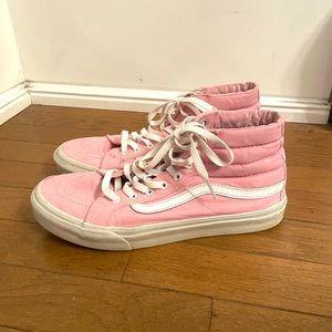 Pink Hightower Vans